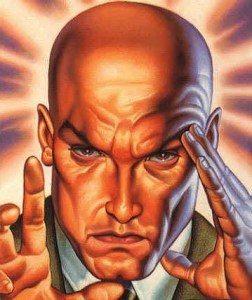 profesor X superhéroes mas poderosos de Marvel