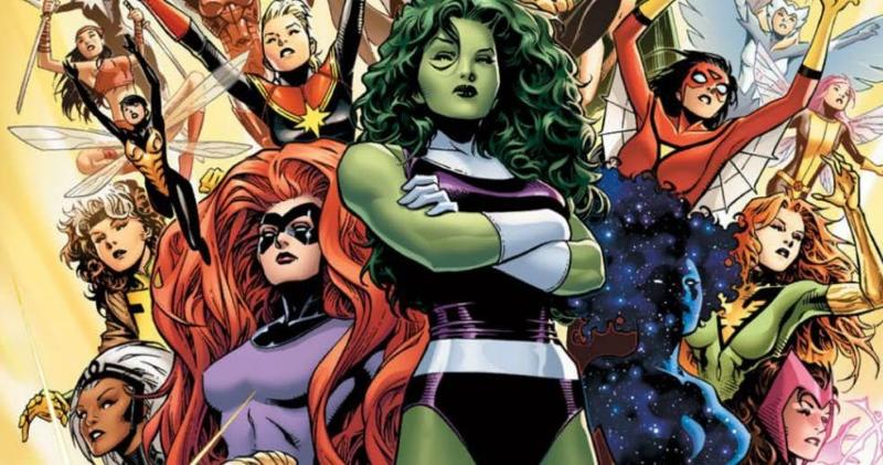 Conoce Los Nombres De Superhéroes Mujeres Marvel Tienda De Superhéroes Desuperhero Com