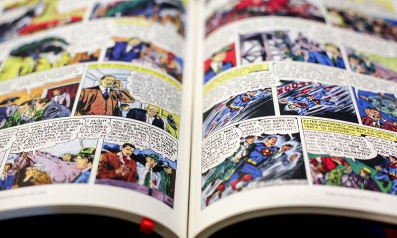 comics de superheroes comprar