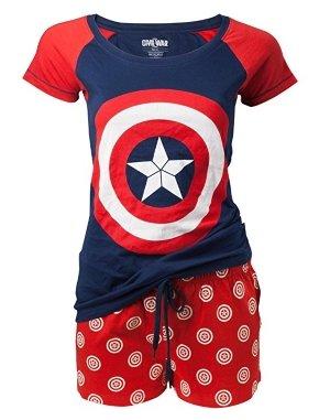 ef83dd0176 Pijamas de Superheroes